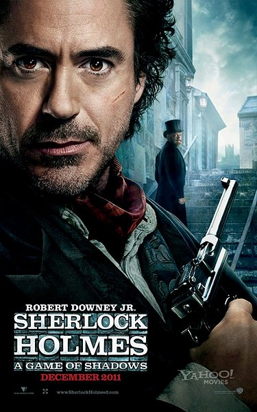 Sherlock Holmes: A Games of Shadows